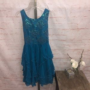 Emily west formal dress youth size 16